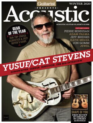 Guitarist Presents Acoustic Winter 2020