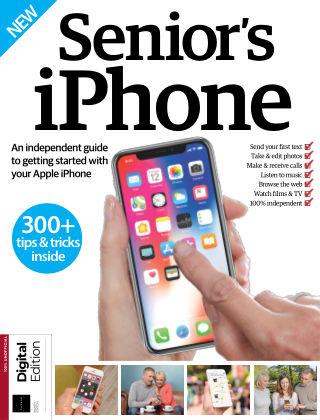 Senior's iPhone 8th Edition