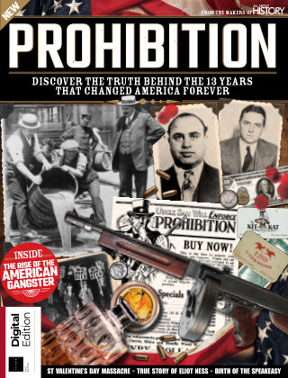 All About History - Book of Prohibition 1st Edition