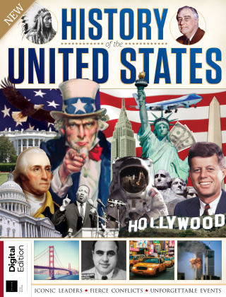 All About History - Book of the United States 5th Edition
