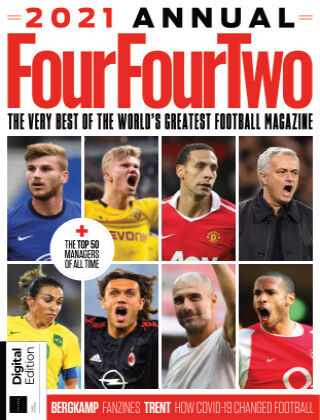 FourFourTwo Annual Third Edition