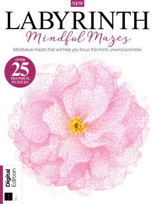 Labyrinth Mindful Mazes 1st Edition