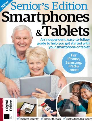 Senior's Edition Smartphones & Tablets Tenth Edition