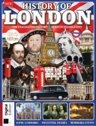 All About History - History of London Sixth Edition