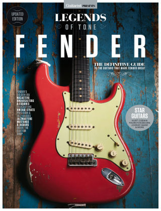 Legends of Tone: Fender Sixth Edition