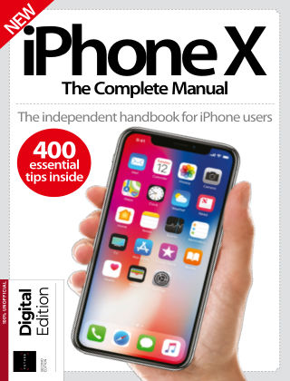 iPhone X The Complete Manual 2nd Edition