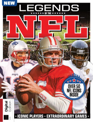Legends of the NFL Fourth Edition