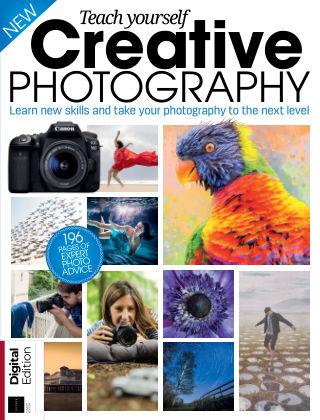 Teach Yourself Creative Photography 4th Edition