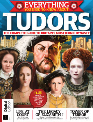 All About History - Everything you need to know about Tudors Third Edition