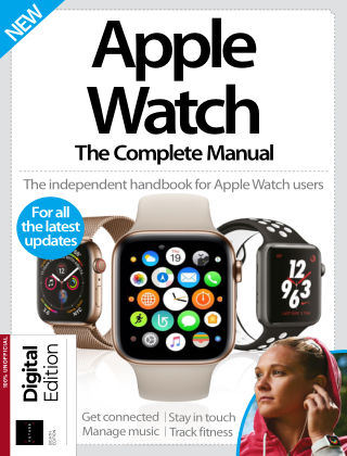 Apple Watch: The Complete Manual 8th Edition
