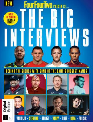 FourFourTwo: The Big Interviews Volume 2