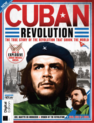 All About History Book of the Cuban Revolution Third Edition