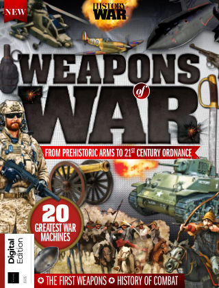 History of War - Weapons of War Second Edition