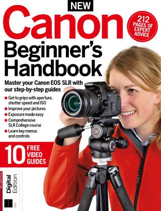 Canon Beginner's Handbook Third Editing