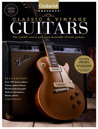 Classic & Vintage Guitars Fourth Edition