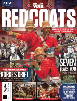 All About History - Book of the Red Coats Fourth Edition