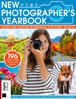New Photographer's Yearbook 1st Edition