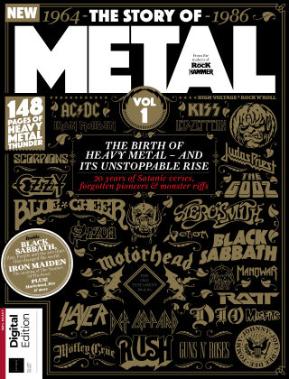 The Story of Metal Volume 1 Revised