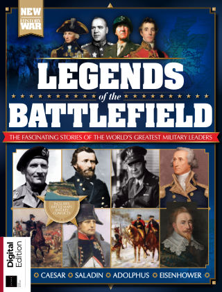 History of War - Legends of the Battlefield 1st Edition
