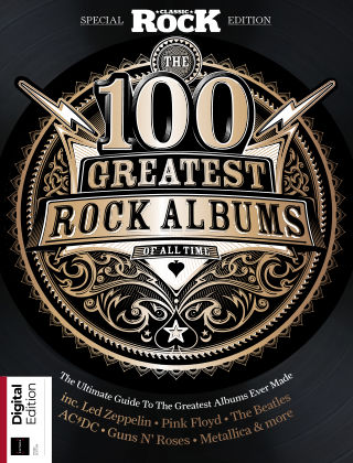 100 Greatest Classic Rock Albums 3rd Edition