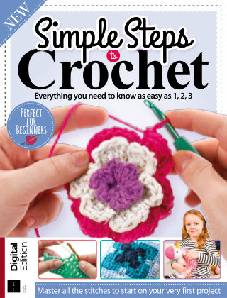 Simple Steps to Crochet 4th Edition