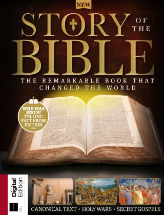 All About History Story of the Bible First Edition