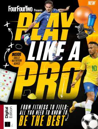 FourFourTwo: Play Like A Pro 1st Edition
