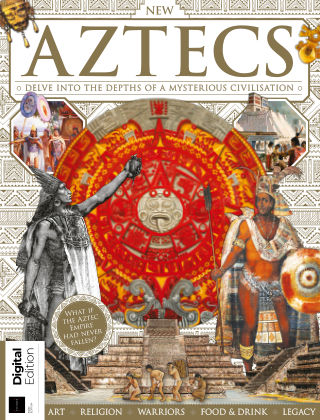 All About History Book of the Aztecs 1st Edition