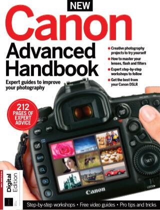 Canon Advanced Handbook Sixth Edition