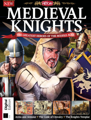 All About History Medieval Knights 2nd Edition