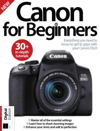 Canon for Beginners Third Edition