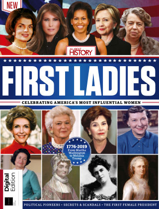 All About History First Ladies of the United States 1st Edition