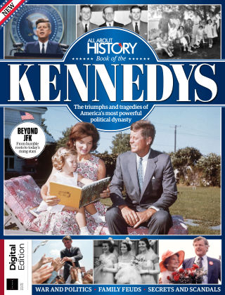 All About History Book of the Kennedys 2nd Edition
