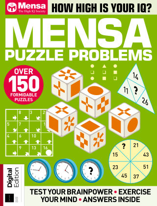 Mensa Puzzle Problems 2nd Edition