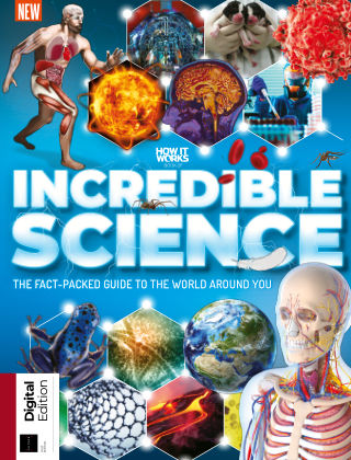 How It Works Book of Incredible Science 1st Edition