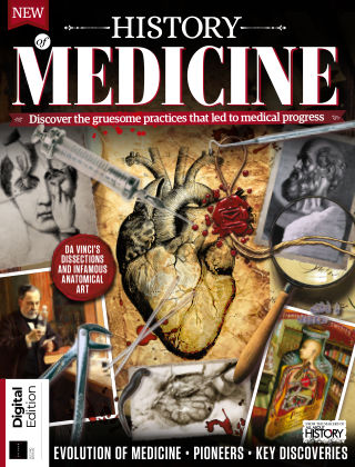 All About History History of Medicine 2nd Edition