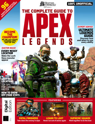 Complete Guide to Apex Legends 1st Edition