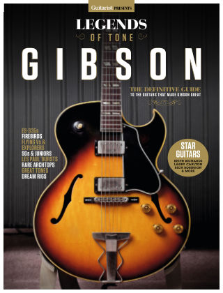 Gibson: Legends of Tone Fifth Edition