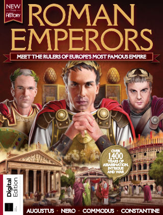 All About History Roman Emperors 1st Edition