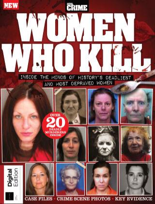 Real Crime Women Who Kill Third Edition
