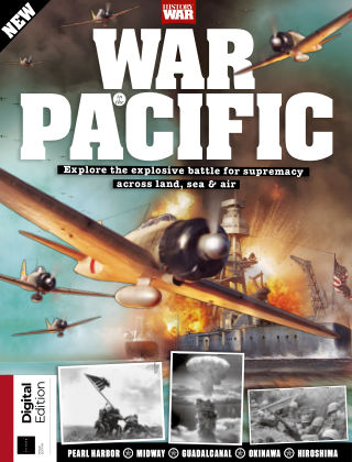 History of War: War in the Pacific Third Edition
