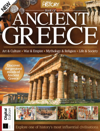 All About History Book of Ancient Greece Fourth Edition