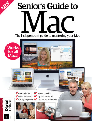 Senior's Guide to Mac 3rd Edition