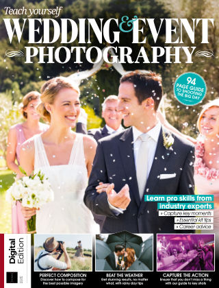 Teach Yourself Wedding & Event Photography 2nd Edition