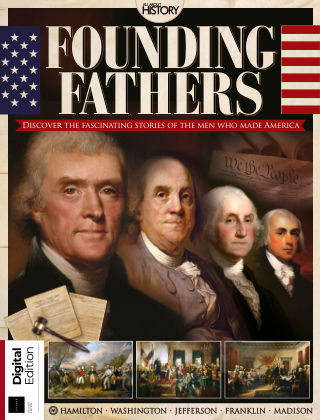 All About History Book of the Founding Fathers 2nd Edition