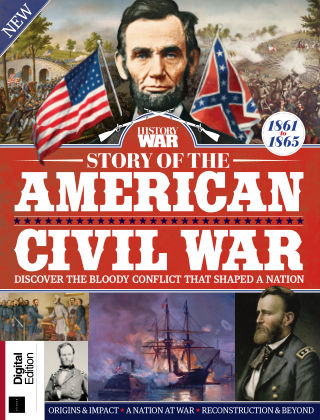 History of War Story of the American Civil War 1st Edition