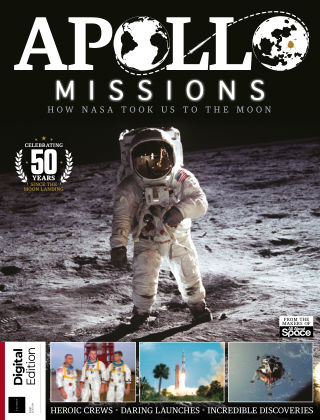 All About Space Apollo Missions 1st Edition