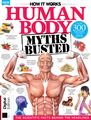 How it Works Human Body Myths Busted 3rd Edition