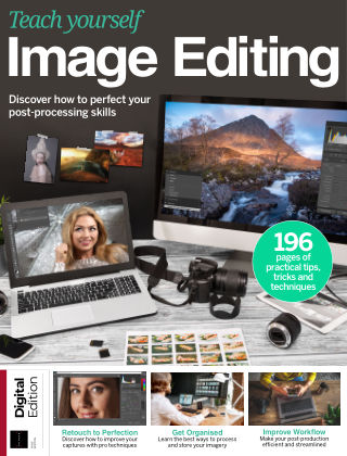 Teach Yourself Image Editing First Edition
