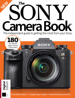 The Sony Camera Book Second edition